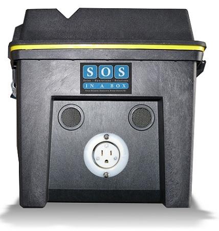 NEW Sun Flare Systems Marine / RV SOS In A Box Portable ...