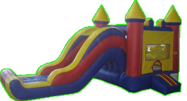 Jingo Jump MCC10 23' x 10' Unisex Combo Inflatable Bounce House w/ Warranty at Sears.com
