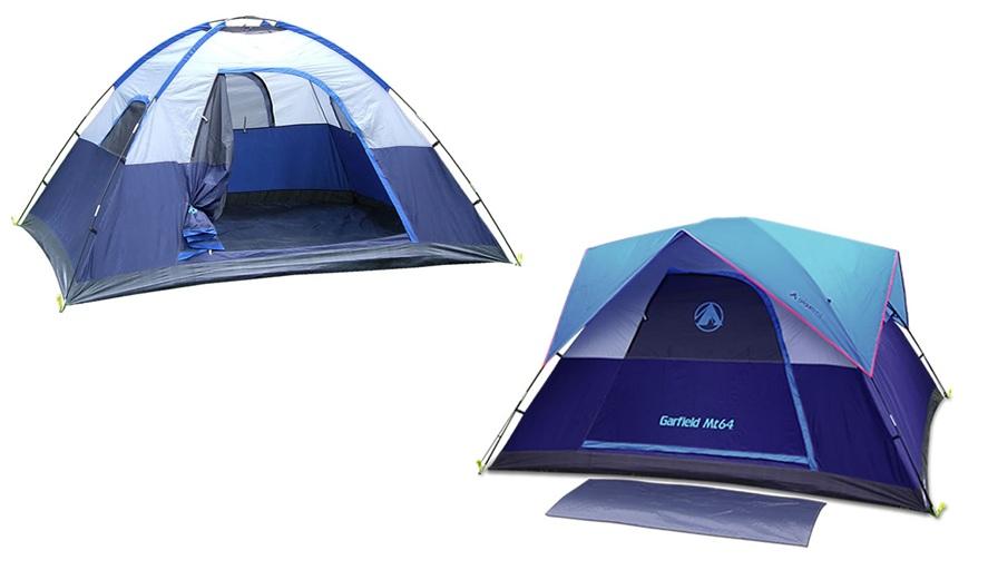 Gigatent BT012 Nylon Taffeta 3 Person 8' x 8' Dome Tent w/ Rain Fly at Sears.com