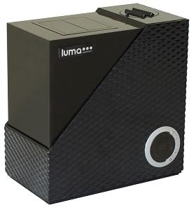 Luma Comfort Corporation Luma Comfort HCW10B BLACK Cool & Warm Mist Humidifier w/ LED Display at Sears.com