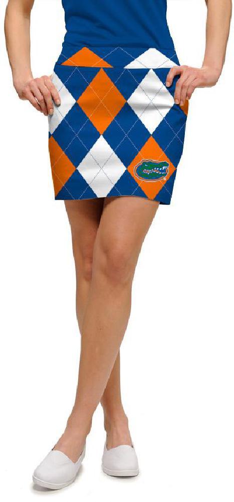 LoudMouth Apparel Golf Ladies Florida Gators Women's Golfing Skort / Skirt at Sears.com