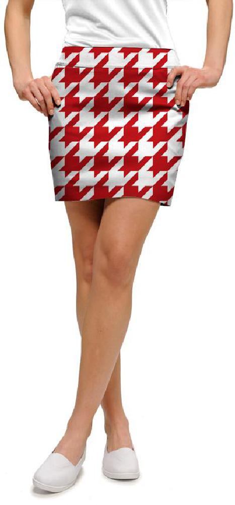 LoudMouth Apparel Golf Ladies Red Tooth Women's Golfing Skort / Skirt at Sears.com