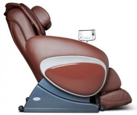 automatic or manual body scan technology to customize massage therapy for each user air pressure system for the back seat calves - Cozzia Massage Chair