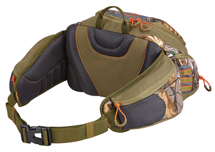 NEW ArcticShield F3X Waistpack in Reatlree Xtra Camouflage with D-Ring