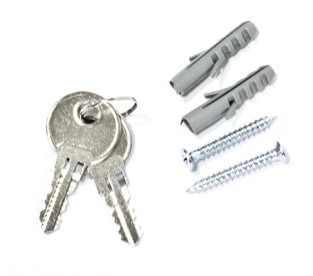 New Barska 105 Keys Safe Lock Box Beige 105 Position Key