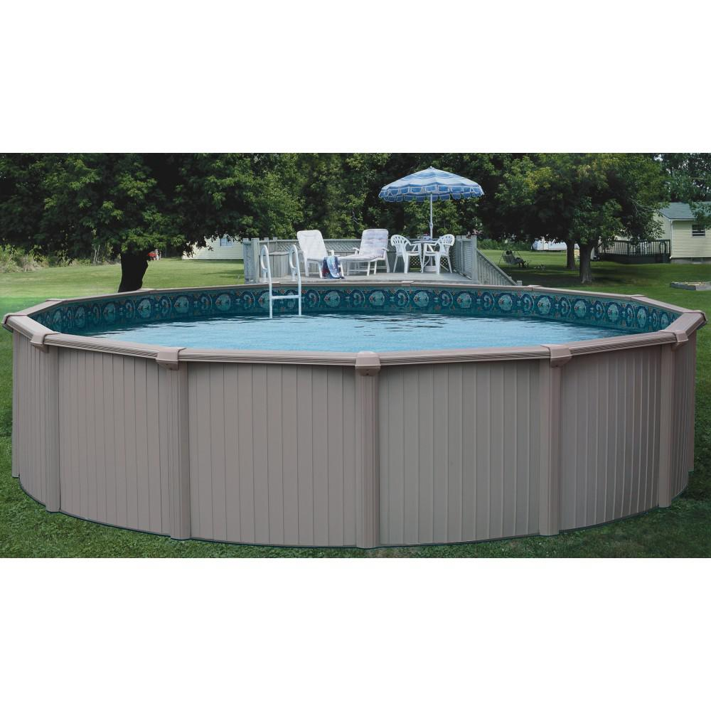 Bluewave Products Above Ground Pools Nb1250 24 39 Round 54
