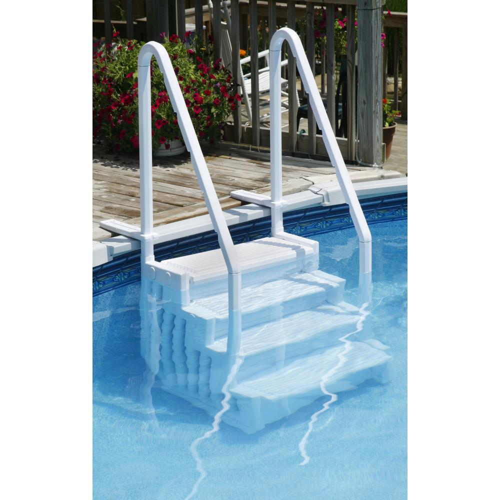Fence Ladder: NEW BlueWave Products STEPS, LADDERS & FENCING NE113 Easy