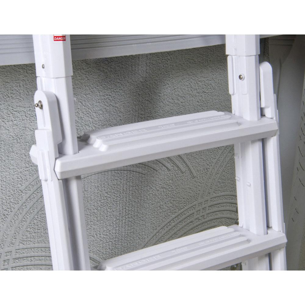 Fence Ladder: NEW BlueWave Products STEPS, LADDERS & FENCING NE1222 A