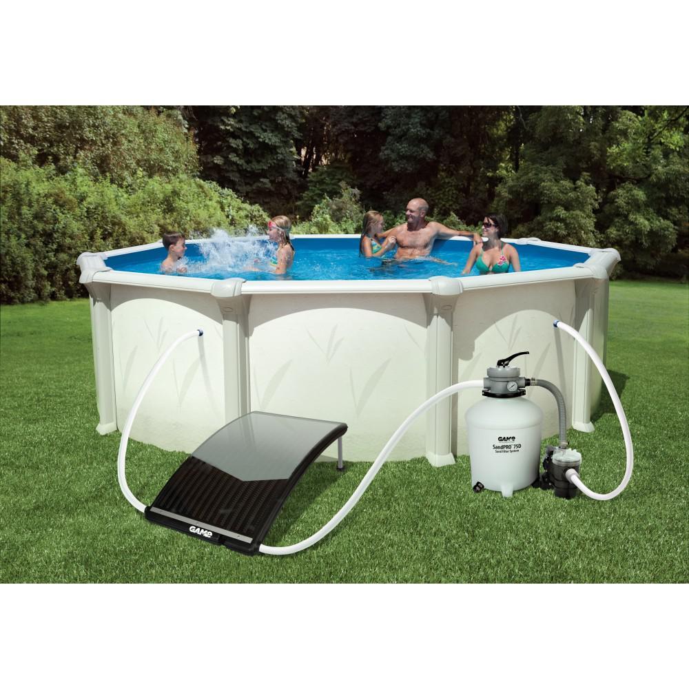 New bluewave solar heating ns6028 solarcurve solar heater - Above ground heated swimming pools uk ...