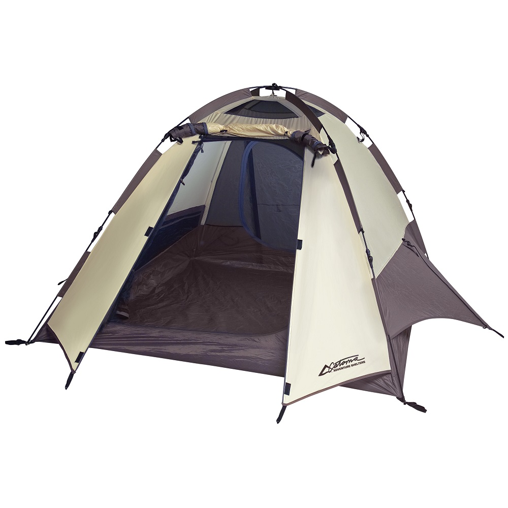 NEW Catoma 64599F Lightweight 2 Up 2 Motorcycle Camping 2-Person Camping Tent | eBay