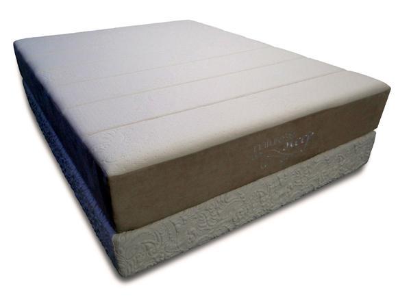 New Natures Sleep 71125367 Diamond 11 Quot Gel Memory Foam Bed