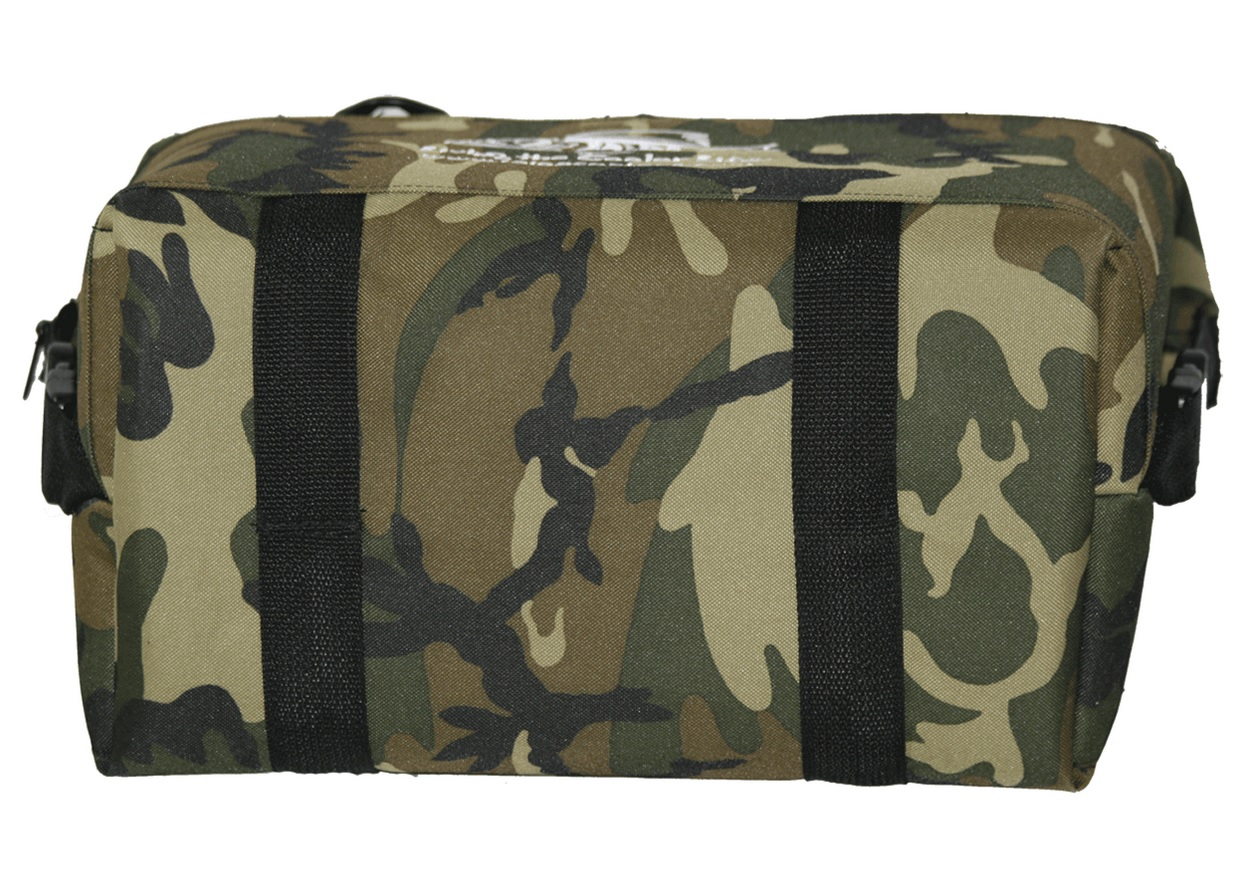 Camo Soft Cooler ~ New taiga coolers camo soft sided cooler with bottle