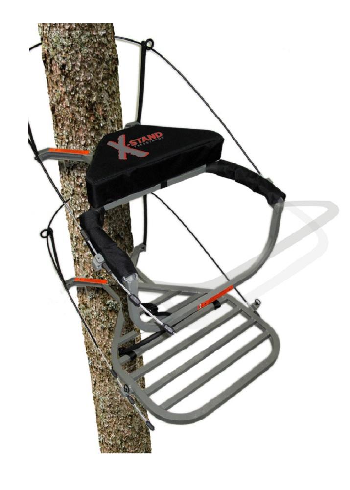 New X Stand Treestands Xsct324 Sit N Climb Aluminum