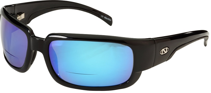 4d4105259fe Details about NEW Onos Araya 123BG250 BLUE MIRROR Lens Polarized +2.50  Bifocal Sunglasses. 5.0 average based on 1 product rating