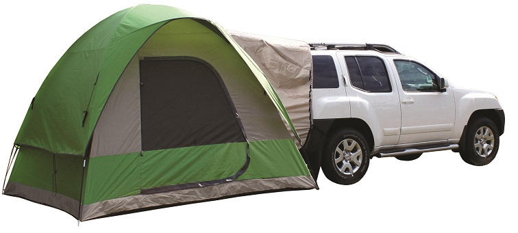 ... new Backroadz Series of Vehicle C&ing Tents; a value priced line created with every consumer in mind. The Backroadz SUV Tent quickly transforms your ...  sc 1 st  eBay & NEW Napier 13100 SUV 9u0027 x 9u0027 Backroadz 3 Season Truck Tent w/ Rain ...