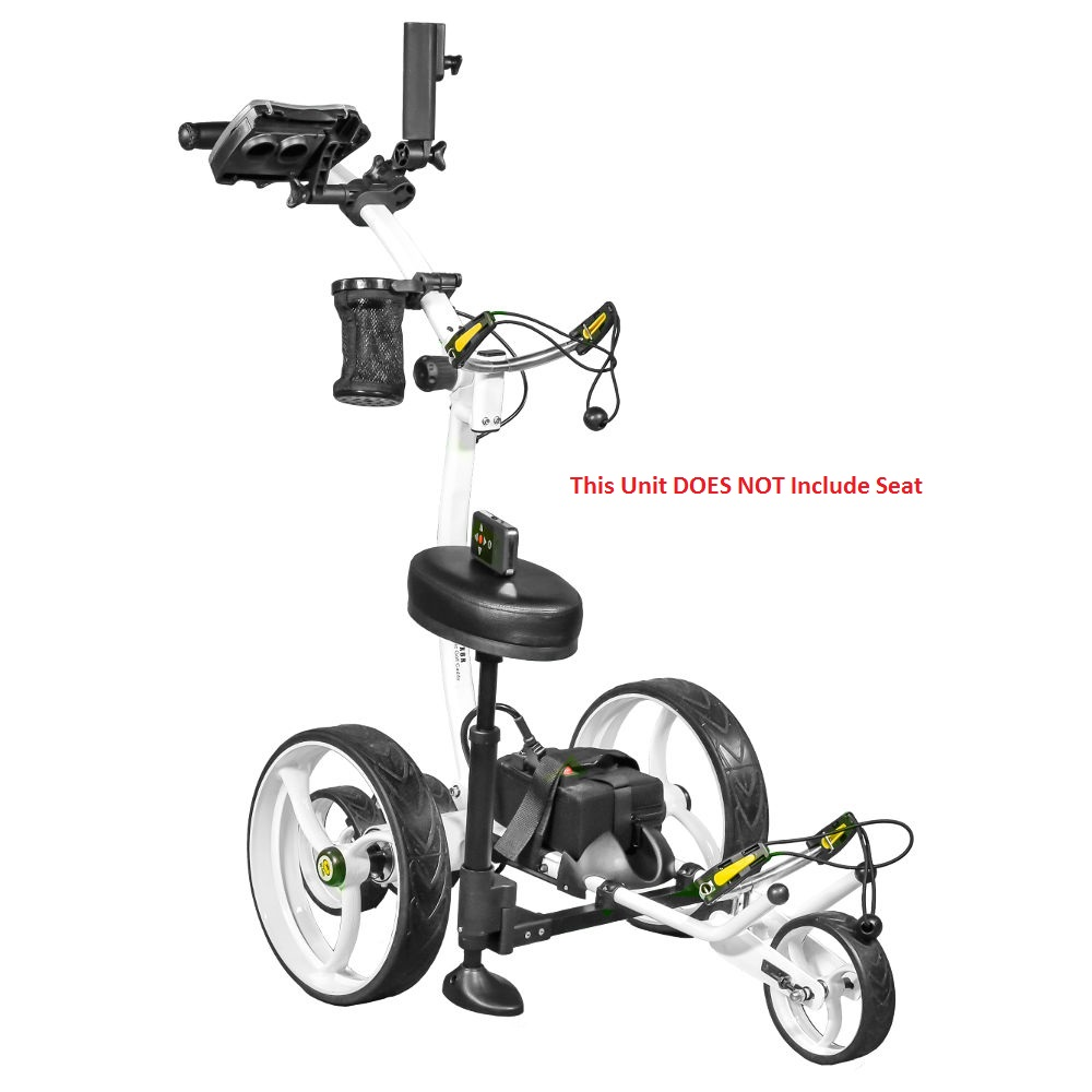 Founded In 2004 And Now Their 10th Model Year A Bat Caddy Motorized Golf Cart Will Give You The True Tour Professional Golfer S Experience Walking