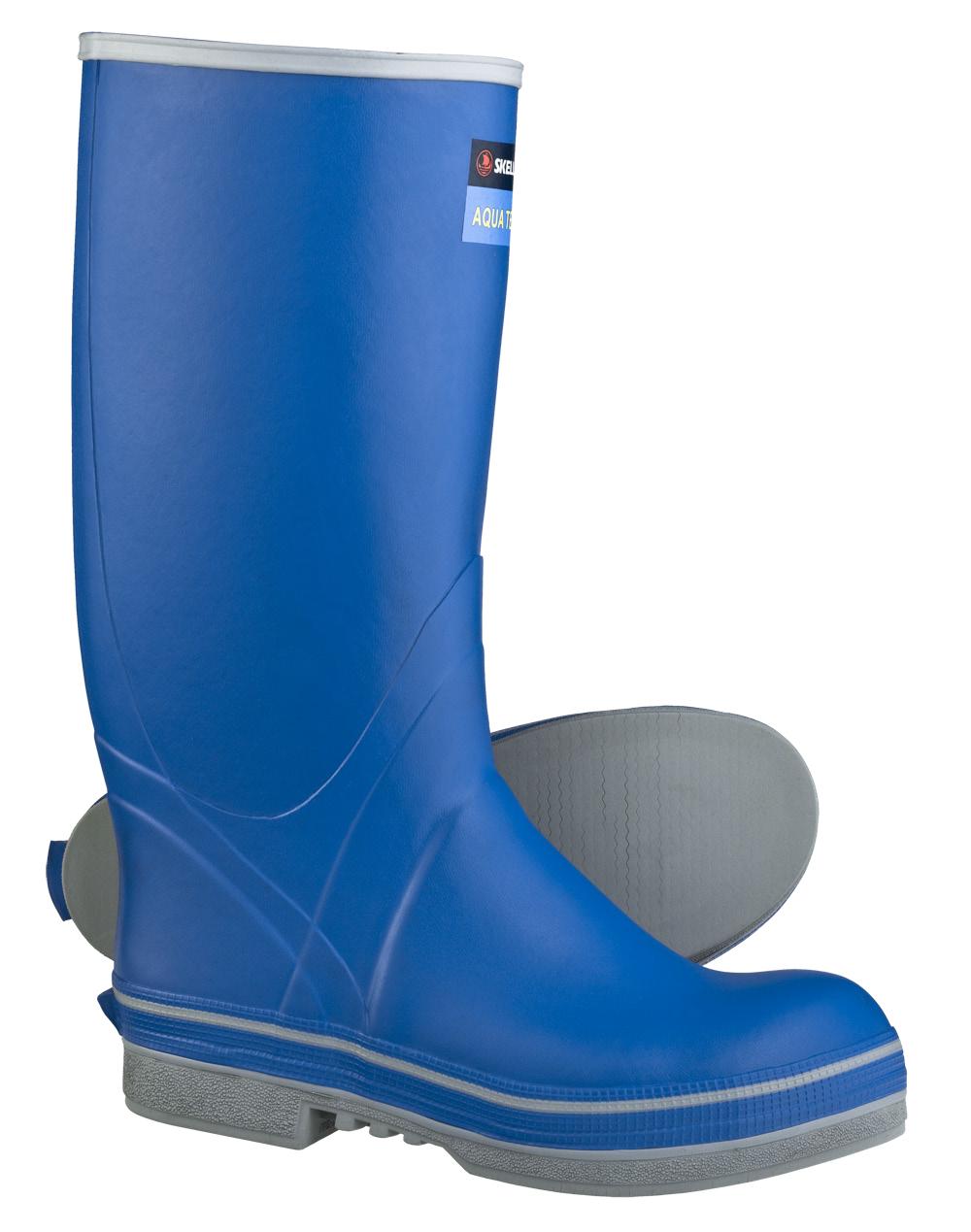 """New Bagman Skellerup Quatro Insulated Knee 16/"""" Boots"""