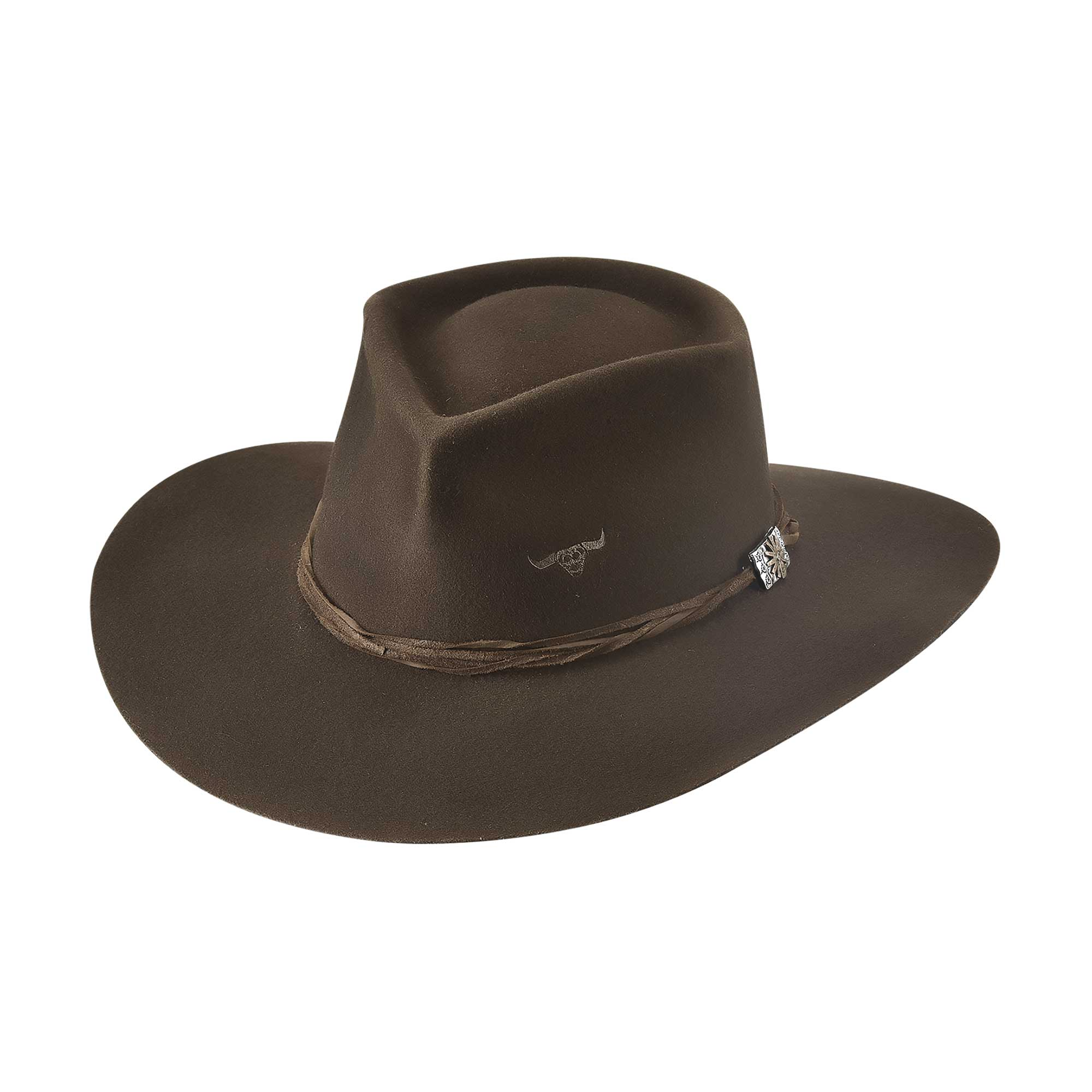 NEW Bullhide Hats 2702 Cowboy Collection Country Strong 30X Black Cowboy Hat