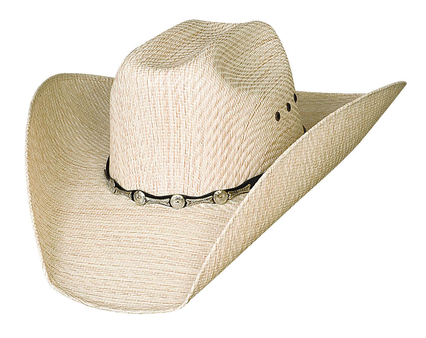 New Bullhide Hats Backwoods Western 50X Tuff Straw Cowboy Hat  27094e5fcbf5