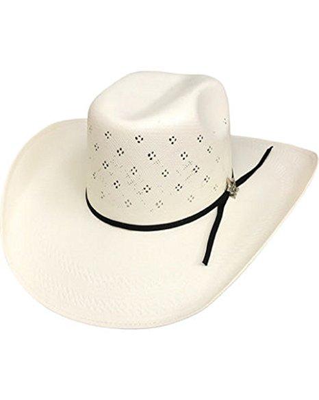 2f7eab8fb27 NEW BULLHIDE SOMETHING MAGICAL 100X (NATURAL) 7 1 8 Medium Straw Cowboy PBR  Hat