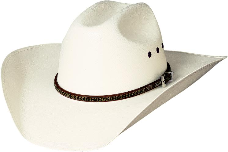 Bullhide Hats 0550Ch Rodeo Round-Up Collection Kingman 4X Chocolate Cowboy Hat