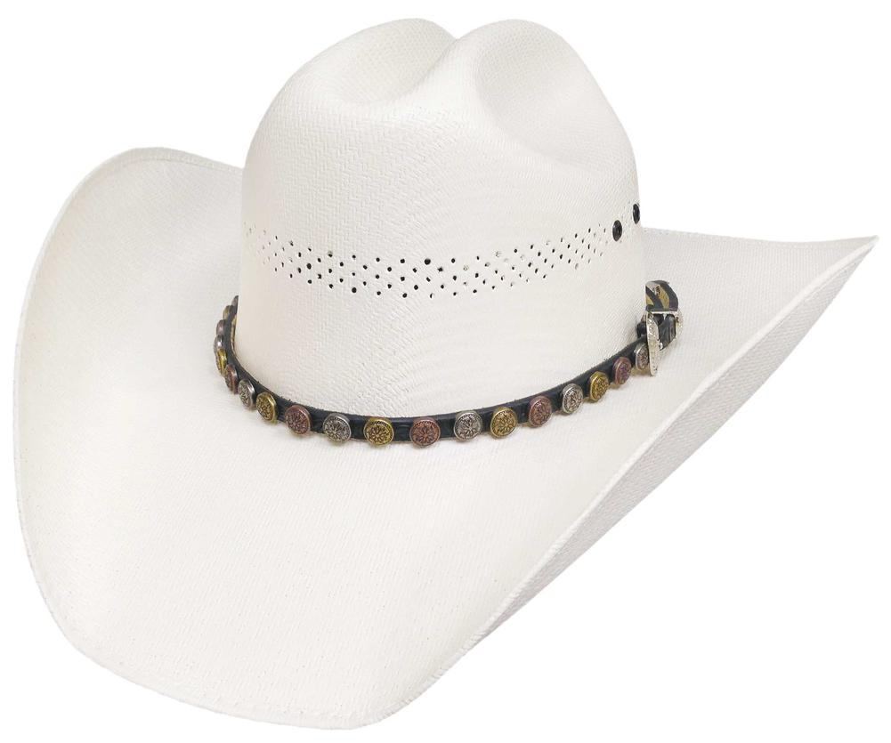 NEW Bullhide Hats 2713 Rodeo Round-Up Collection My Way 50X Natural Cowboy Hat