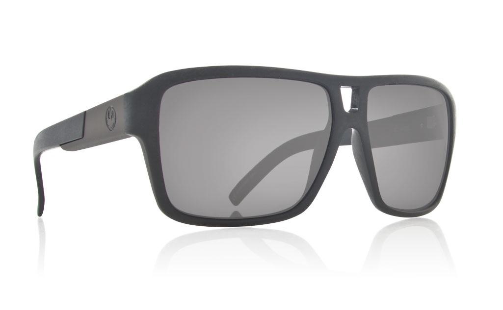 9a24e1c5f3 NEW Dragon Alliance 720-2176 The Jam Matte H20   Grey Lens P2 Sunglasses