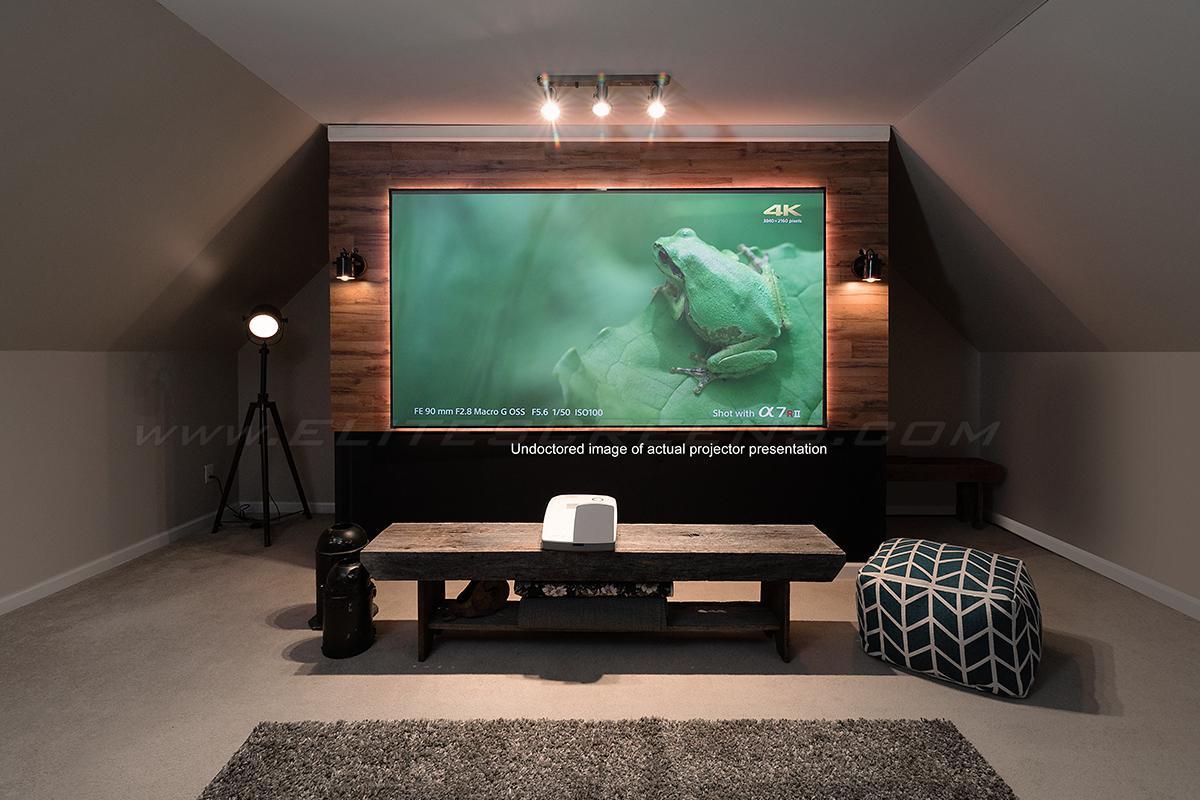 Elite Screens Ar90h Clr Aeon Clr Series 90 Quot 16 9 Fixed