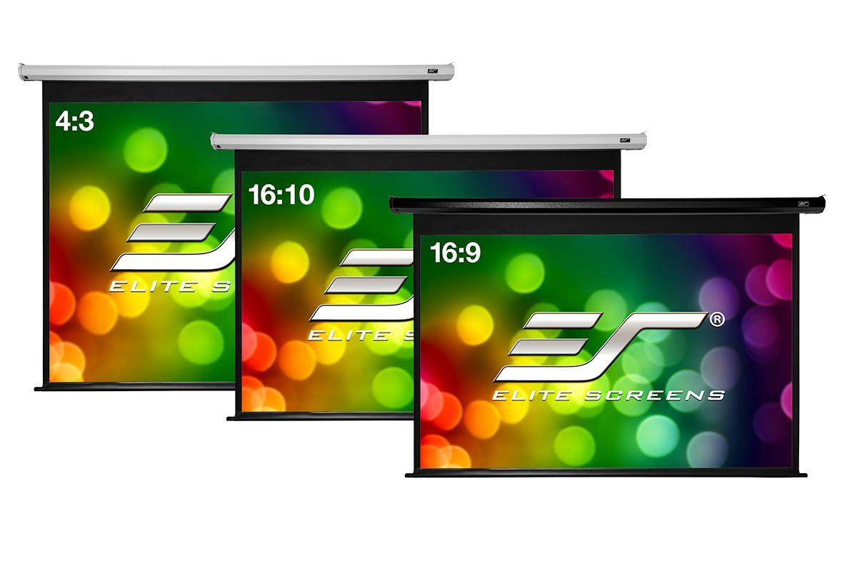 Elite Screens Electric110h Spectrum Series 110 16 9