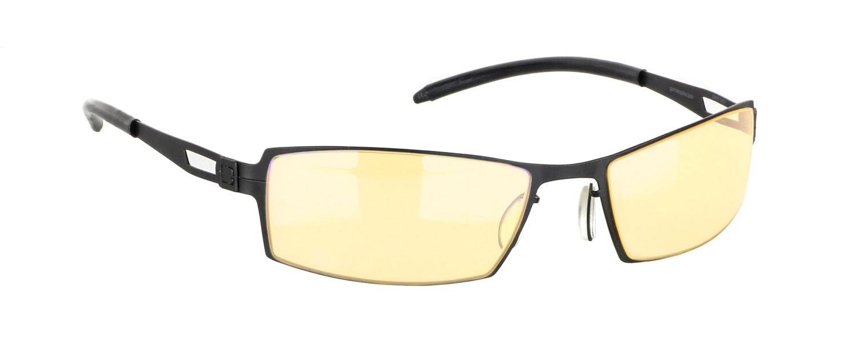 Gunnar HAU-00103-N-C  Haus Onyx Frame Computer Glasses w// Crystalline Lens