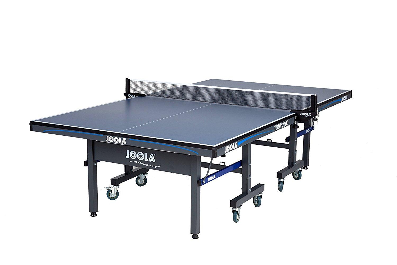 Joola USA JOOLA Tour 2500 Table Tennis Table and Net Set