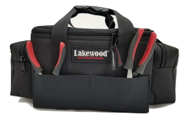 NEW Lakewood Soft-Sided Hard Seat Pedestal Pal Sr Fishing Lure Organizer Case