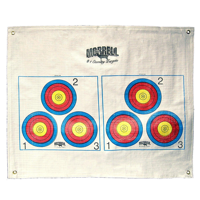 New Morrell Targets Polypropylene Archery Target Face Antelope