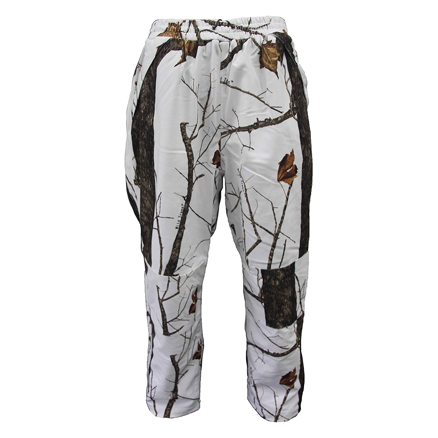 NEW Wildfowler Outfitter Men's Waterproof Pants, Wild Tree Snow, 2X-Large